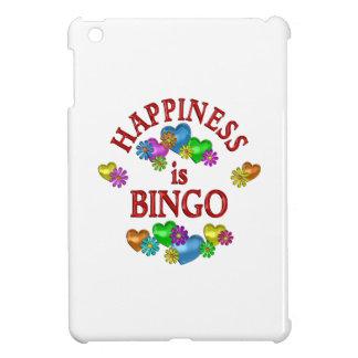 Happiness is Bingo iPad Mini Covers