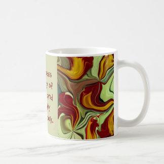happiness is coffee and good book mug