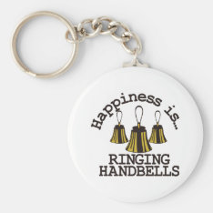 Happiness Is… Keychain at Zazzle