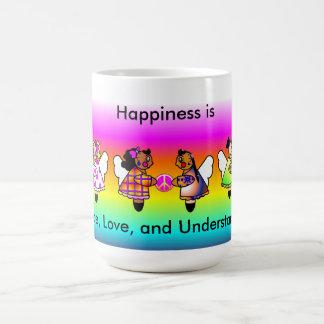 Happiness is... magic mug