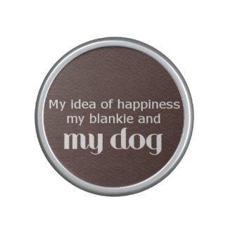 Happiness is My Dog Speaker