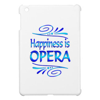 Happiness is OPERA Cover For The iPad Mini