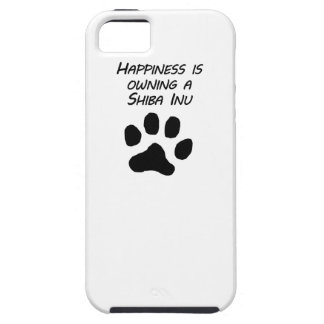 Happiness Is Owning A Shiba Inu iPhone 5 Covers