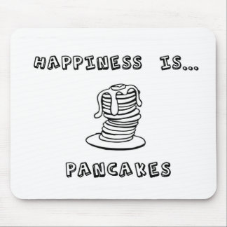 Happiness is Pancakes Mouse Pad