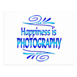 Happiness is PHOTOGRAPHY Postcard