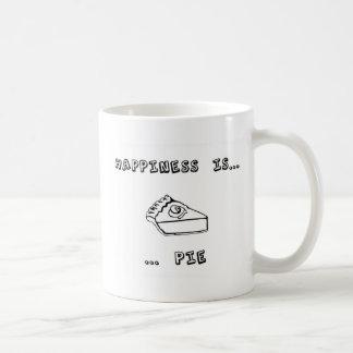 Happiness is Pie Mugs