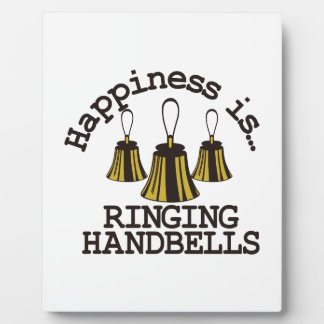 Happiness is… plaque