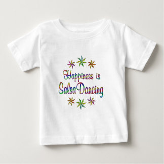 Happiness is Salsa Dancing T-shirts