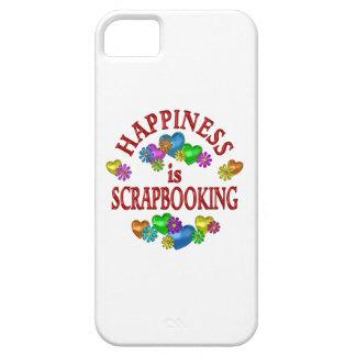 Happiness is Scrapbooking iPhone 5 Case