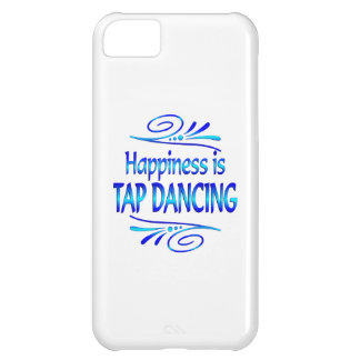 Happiness is TAP DANCING Cover For iPhone 5C