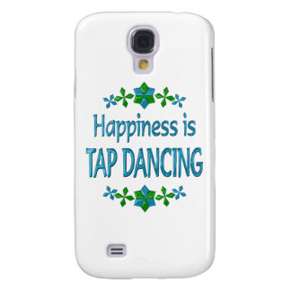 Happiness is Tap Dancing Galaxy S4 Cover