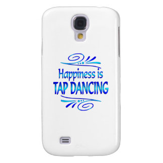 Happiness is TAP DANCING Samsung Galaxy S4 Case