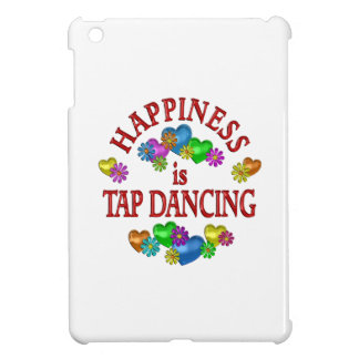 Happiness is Tap Dancing iPad Mini Covers