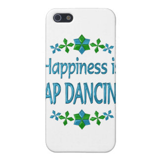 Happiness is Tap Dancing Covers For iPhone 5