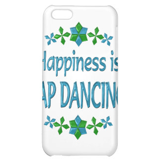 Happiness is Tap Dancing iPhone 5C Cases