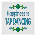 Happiness is Tap Dancing Print