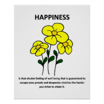 happiness-is-that-elusive-feeling-of-well-being poster