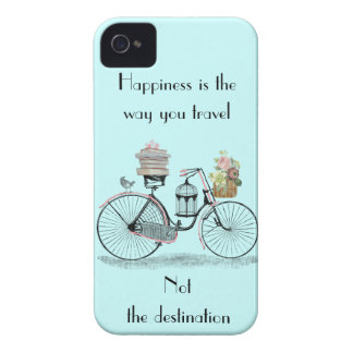 Happiness is the way you travel iphone 4 covers