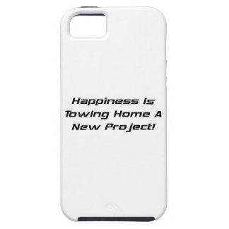 Happiness Is Towing Home A New Project iPhone 5 Cases