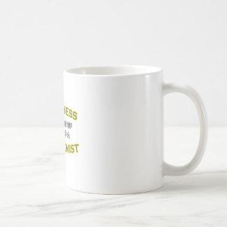 Happiness Is Waking Up Next To a Biochemist Coffee Mug