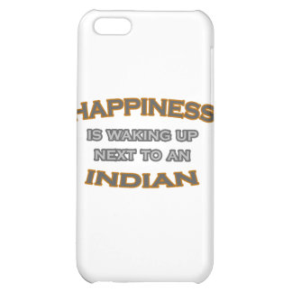Happiness Is Waking Up Next To an Indian Case For iPhone 5C