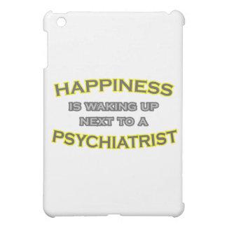 Happiness Is Waking Up .. Psychiatrist iPad Mini Cover