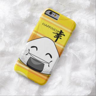Happiness Japanese Manga Onigiri Barely There iPhone 6 Case