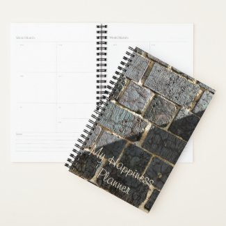 Happiness Journal 50/50 Planner