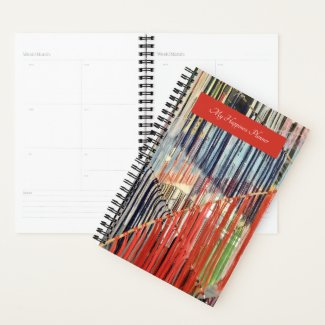 Happiness Journal Yarn Planner