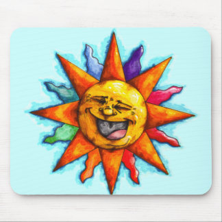 Happiness Junkie Mouse Pad