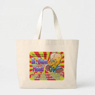 Happiness Key Dr Bum Head v2 Bags