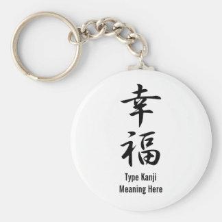 Happiness - Koufuku Keychain