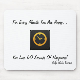 Happiness Lost Mouse Pad