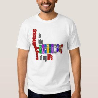 Happiness -  Melange Ringer T-Shirt
