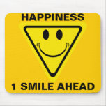 Happiness Mouse Pad
