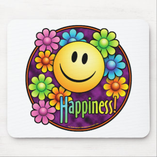 happiness! mouse pad