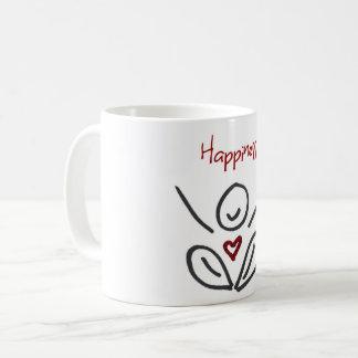 Happiness Mugs (many styles)