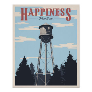 Happiness: Pass it On Poster