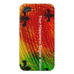 Happiness Phone Cover iPhone 4/4S Covers