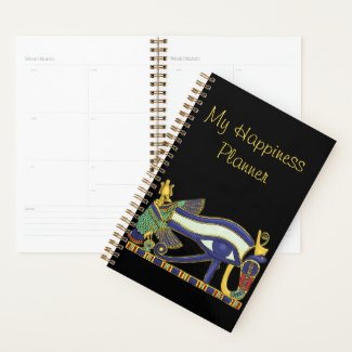 Happiness Planner Ancient Egyptian Pectoral