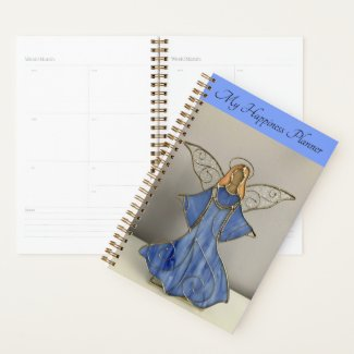 Happiness Planner Decorative Angel