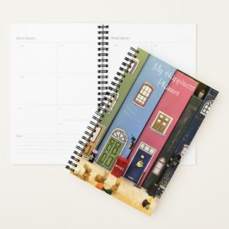 Happiness Planner Fairytale Books
