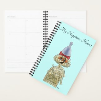 Happiness Planner Happy Mummy