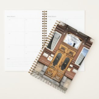Happiness Planner Old Door
