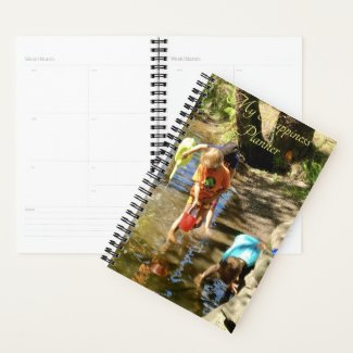 Happiness Planner Water Play