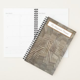 Happiness Planner Wood