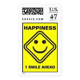 Happiness Postage