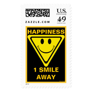 Happiness Stamps