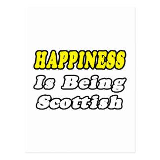 Happiness...Scottish Postcards