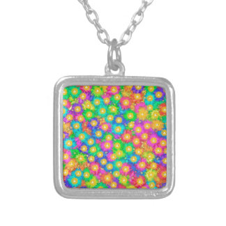 Happiness Silver Plated Necklace